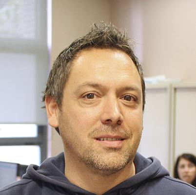 JUAN CARLOS GARCÍA MARTOS - DEPARTAMENT PREVENCIÓ I SALUT